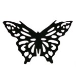 蝶メタルパーツ