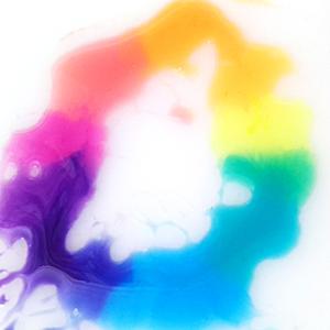 虹色クローバー1